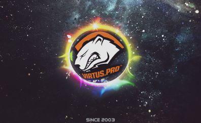 Virtus pro logo, gaming
