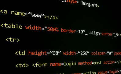 For web developers coding, programming syntax wallpaper