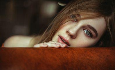 Marietta yushkova, model, girl