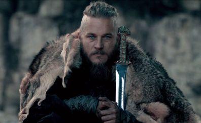 Travis fimmel from Vikings tv series, actor
