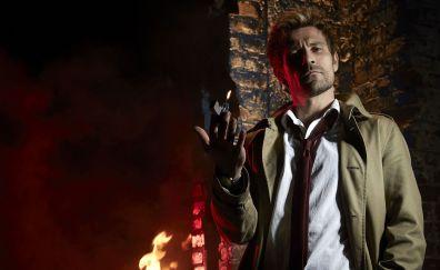 Constantine TV show, actor, Matt Ryan