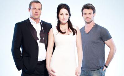 Saving Hope TV show, cast