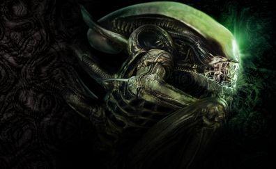 Alien: Covenant movie, alien, creature