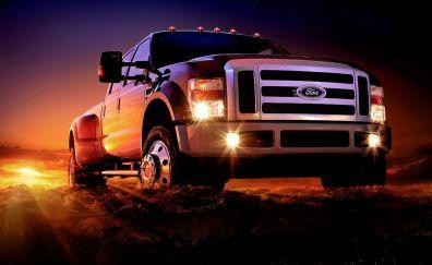 2015 Ford F 150 pickup truck