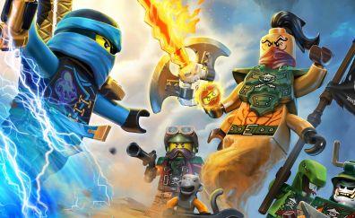 The Lego Ninjago Movie, 2107 movie, 4k