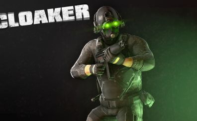 Payday 2, cloaker automatic gaming