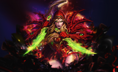 World of Warcraft online gaming
