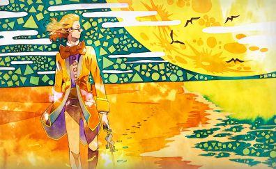 Classicaloid, anime boy