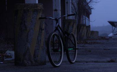 Dartmoor bike