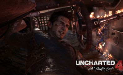 Uncharted 4: A Thief's End Video game, fight