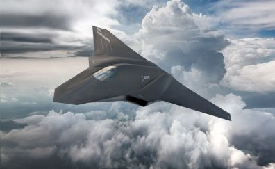 Boeing next gen fighter planes concept artwork