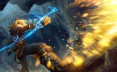 Azrael, League of legends online game