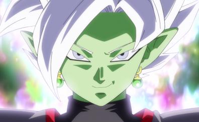 Zamasu of dragon ball anime