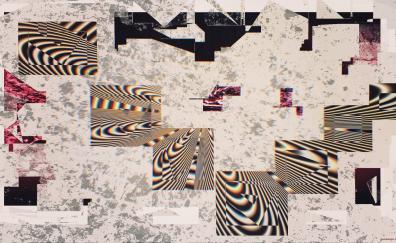 Glitch artwork