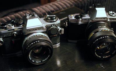 Olympus OM-D E-M5 camera, black
