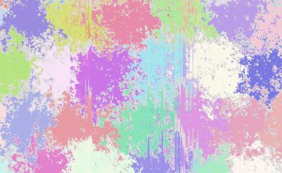 Colorful, texture, abstract
