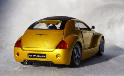 Model car, Chrysler cruiser, toy