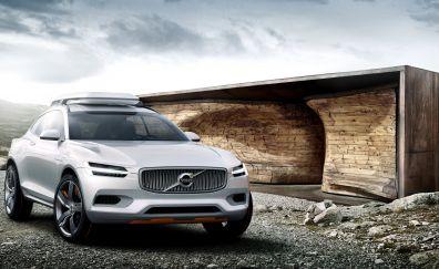 2017 Volvo XC90 - Luxury SUV car
