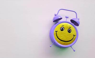 Happy alarm clock, toy
