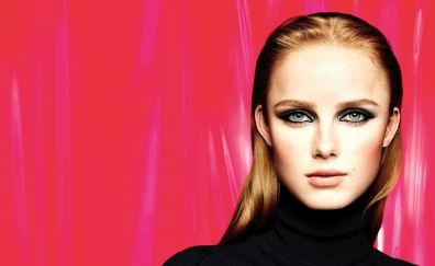 Rianne van Rompaey, blonde, Dutch model