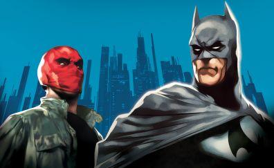 Batman: Under the Red Hood cartoon movie
