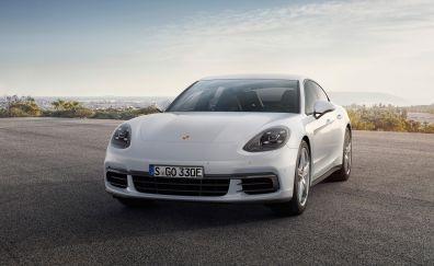Porsche panamera 4 e-hybrid 2017 car