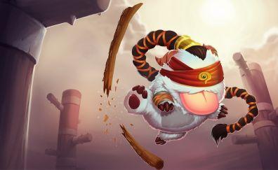 League of legends online video game, lee sin