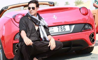 Akshay Kumar, bollywood actor, car