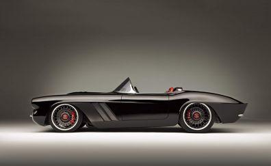 1962 Corvette classic car
