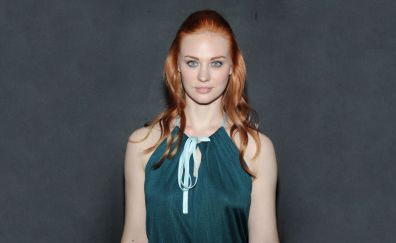 Red head, celebrity, Deborah Ann Woll