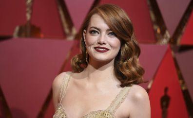 Emma stone, celebrity, Oscars 2017