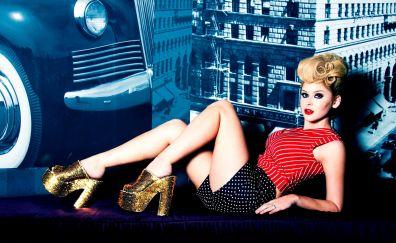 Renee Olstead, photoshoot, blonde, actress