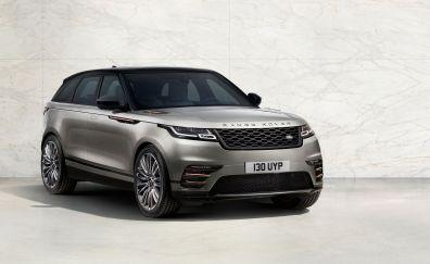 Land Rover, The Range Rover velar car, 4k