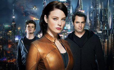 Continuum TV series, casts