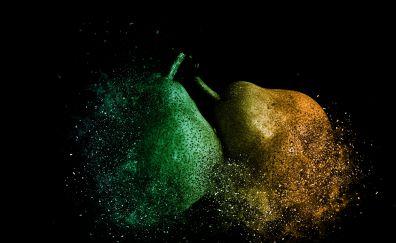 Pears photoshop destruction