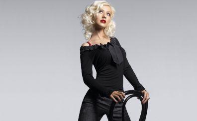 Christina Aguilera, celebrity