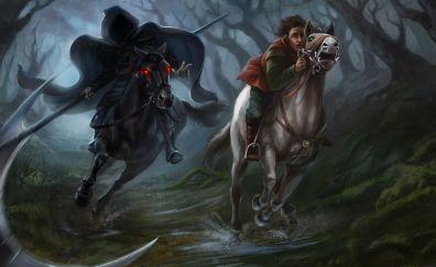 Dark fantasy artwork