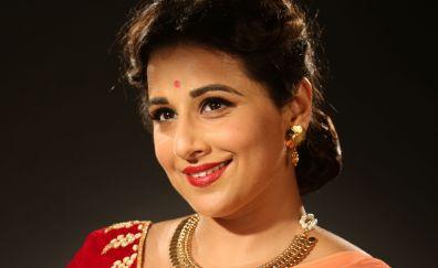 Vidya Balan, Bollywood actress, smile