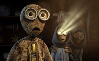 9 animated movie, 2009 movie