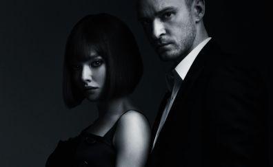 Amanda Seyfried, Justin Timberlake, In time movie