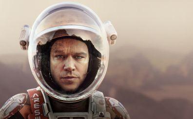 The Martian, 2015 movie, Matt Damon
