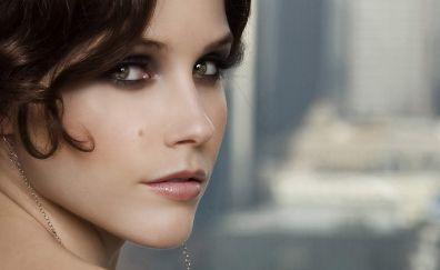 American Actress Sophia Bush face