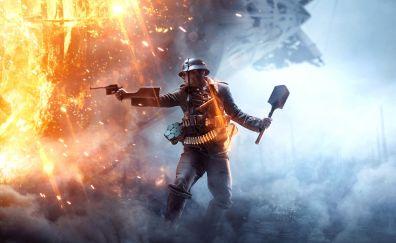 Solider, Battlefield 1 video game