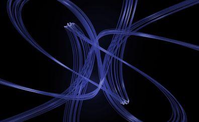Line fractal dark