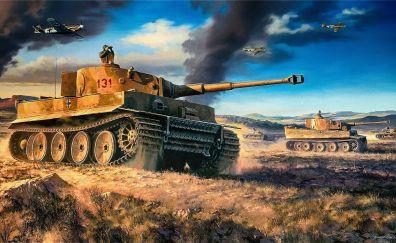 Military, tank, war, gaming