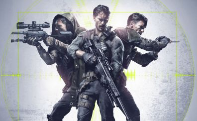 Sniper: Ghost Warrior 3, video game, snipers