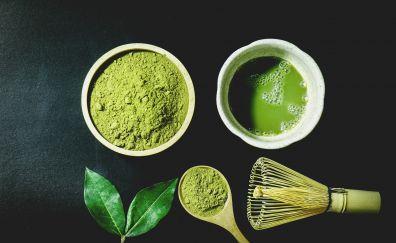 Matcha powder, japanese ingredient, remedy