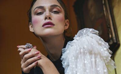Keira Knightley, actress, makeup