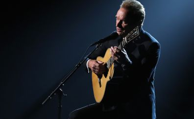 Sting, English musician, performance, Oscars 2017