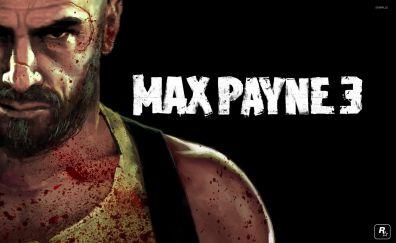 Max Payne 3, hero